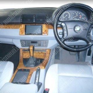 ลายไม้ BMW