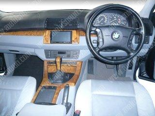 ลายไม้แท้ BMW 525i