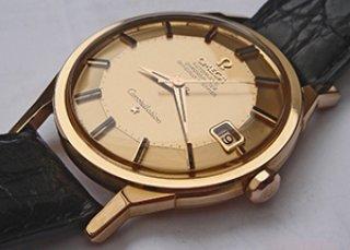 รับซื้อนาฬิกา Omega Constellation