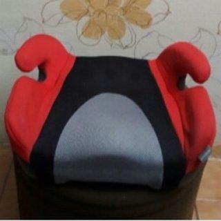 บูสเตอร์ซีท ailebebe สีดำแดง