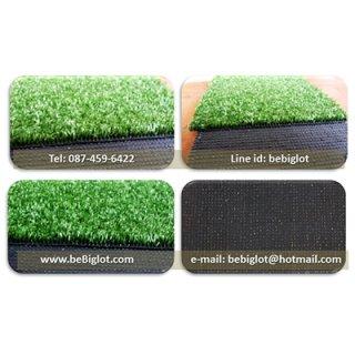 หญ้าเทียม G11 ขนสั้น ความสูง 1 cm.