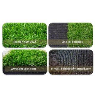 หญ้าเทียม G5_b รุ่นประหยัด ความสูง 2 cm.