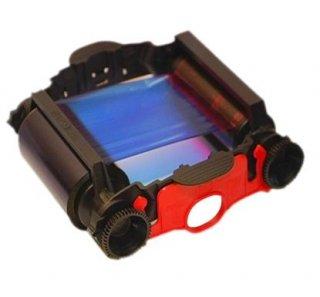 ตลับหมึกเครื่องพิมพ์บัตร Evolis รุ่น Badgy (ของเครื่องสีแดง)