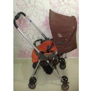 รถเข็นเด็ก combi stroller aw-1