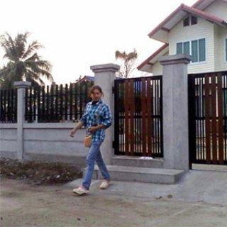 รั้วบ้านกรุงเทพ