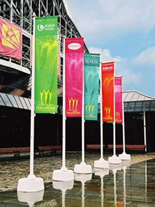 ผู้ผลิตธงโฆษณาราคาถูก