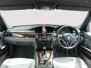 ลายไม้รถยนต์ BMW 320I