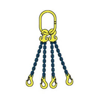 โซ่ยกรับน้ำหนัก G80 (Lifting Chain)