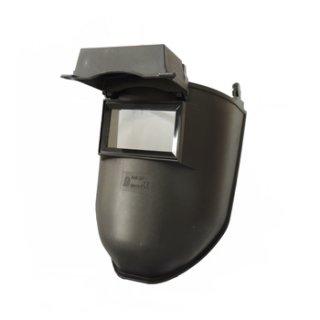 กระบังหน้าป้องกันงานเชื่อมแบบประกอบหมวก