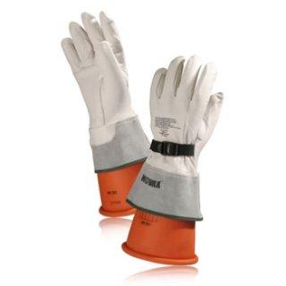 ถุงมือสวมทับป้องกันไฟฟ้า