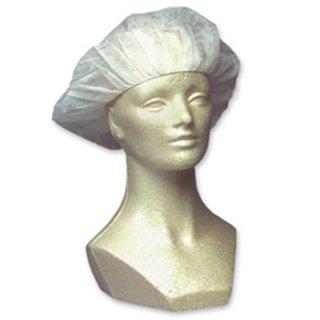 หมวกกระดาษใยสังเคราะห์แบบยางยืด