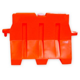 แผงพลาสติกใส่น้ำสีส้ม