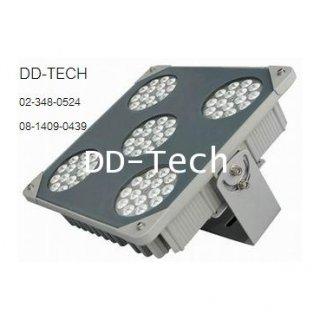 โคมสปอร์ตไลท์ LED Canopy (Economic Model) ใช้ Bridgelux chip