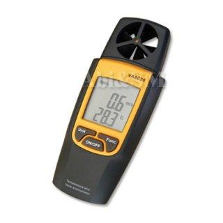 เครื่องวัดความเร็วลมและเครื่องวัดอุณหภูมิ Model: DDT-8020