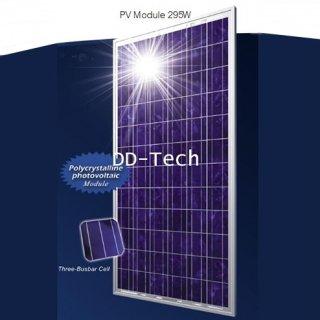 แผงโซลาร์เซลล์ Solar Module 295W
