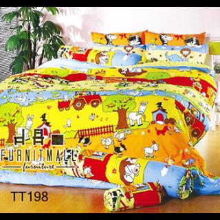 ชุดผ้าปูที่นอน TOTO รุ่น TT198