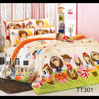 ชุดผ้าปูที่นอน TOTO รุ่น TT301