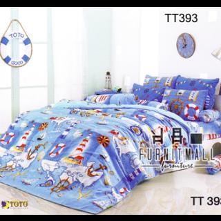 ชุดผ้าปูที่นอน TOTO รุ่น TT393