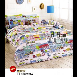 ชุดผ้าปูที่นอน TOTO รุ่น TT438