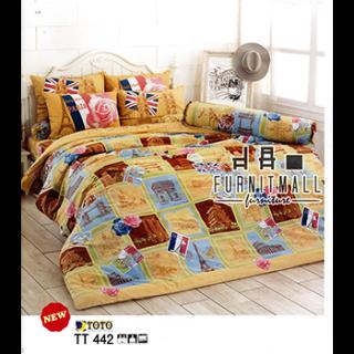 ชุดผ้าปูที่นอน TOTO รุ่น TT442