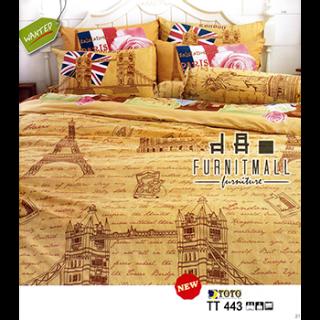 ชุดผ้าปูที่นอน TOTO รุ่น TT443