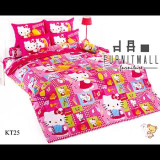 ชุดผ้าปูที่นอน TOTO ลายการ์ตูนรุ่น KT25