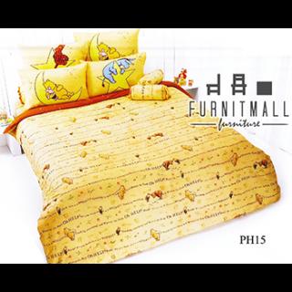 ชุดผ้าปูที่นอน TOTO ลายการ์ตูนรุ่น PH15