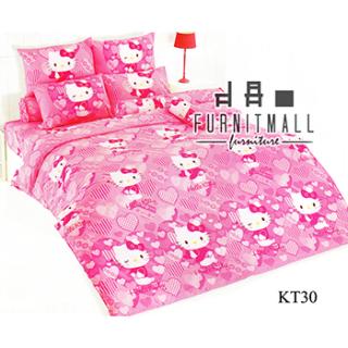 ชุดผ้าปูที่นอน TOTO ลายการ์ตูนรุ่น KT30