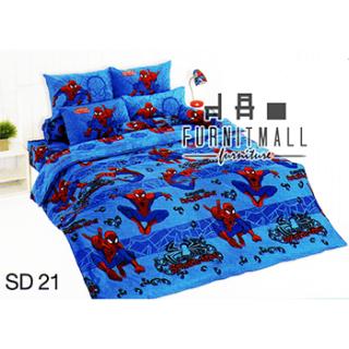 ชุดผ้าปูที่นอน TOTO ลายการ์ตูนรุ่น SD21