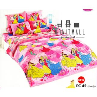 ชุดผ้าปูที่นอน TOTO ลายการ์ตูนรุ่น PC42