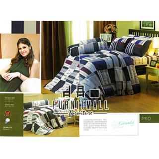 ชุดผ้าปูที่นอน SATIN รุ่น P110