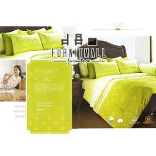 ชุดผ้าปูที่นอน SATIN รุ่น PC002