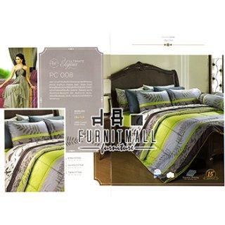 ชุดผ้าปูที่นอน SATIN รุ่น PC008