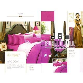 ชุดผ้าปูที่นอน SATIN รุ่น SPC005