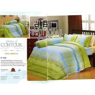ชุดผ้าปูที่นอน SATIN รุ่น P125