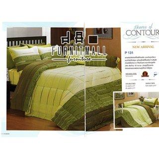 ชุดผ้าปูที่นอน SATIN รุ่น P131