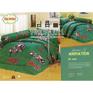 ชุดผ้าปูที่นอน SATIN รุ่น PK046