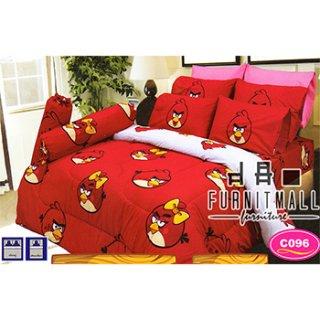 ชุดผ้าปูที่นอน SATIN ลายการ์ตูน รุ่น C096