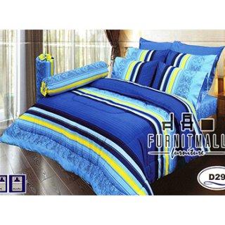 ชุดผ้าปูที่นอน SATIN ลายการ์ตูน รุ่น D29