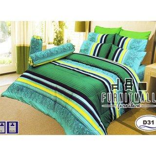 ชุดผ้าปูที่นอน SATIN ลายการ์ตูน รุ่น D31