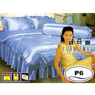 ชุดผ้าปูที่นอน SATIN ลายการ์ตูน รุ่น P6