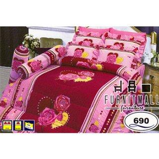 ชุดผ้าปูที่นอน SATIN รุ่น 690