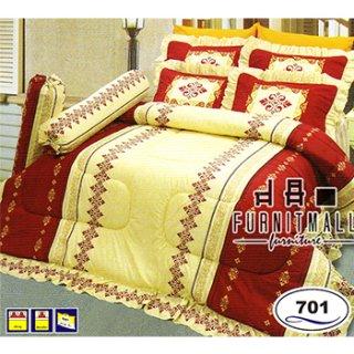 ชุดผ้าปูที่นอน SATIN รุ่น 701