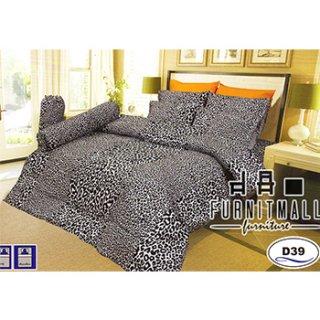 ชุดผ้าปูที่นอน SATIN รุ่น D39