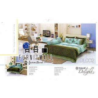 ชุดผ้าปูที่นอน TULIP รุ่น DL002