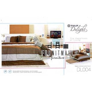 ชุดผ้าปูที่นอน TULIP รุ่น DL004