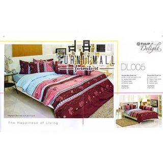 ชุดผ้าปูที่นอน TULIP รุ่น DL005
