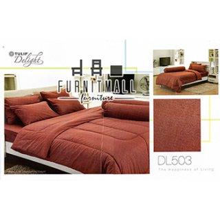 ชุดผ้าปูที่นอน TULIP รุ่น DL503