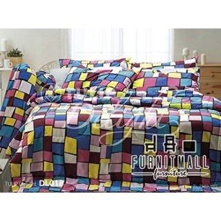 ชุดผ้าปูที่นอน TULIP รุ่น DL018