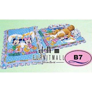 ชุดผ้าปูที่นอน SATIN BABY รุ่น B7